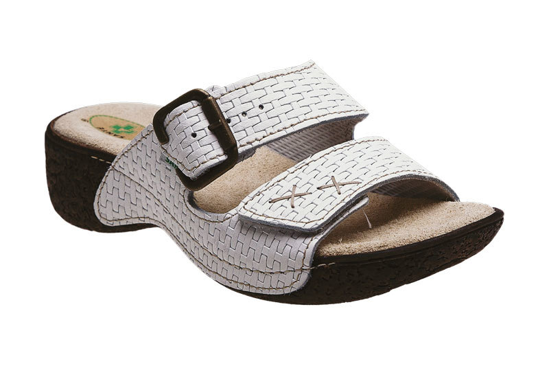 SANTÉ Zdravotní obuv dámská N/109/1/01 bílá vel. 36
