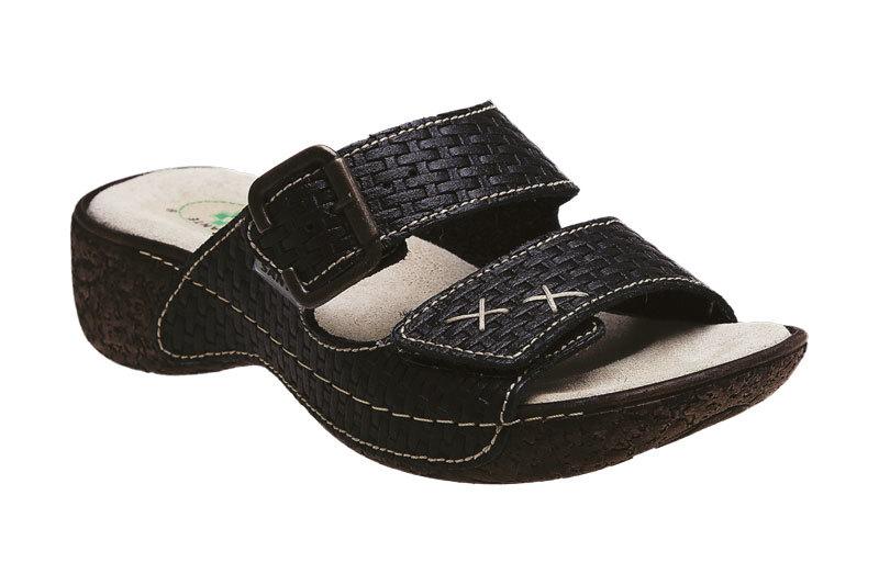 Zobrazit detail výrobku SANTÉ Zdravotní obuv dámská N/109/1/06 černá vel. 42