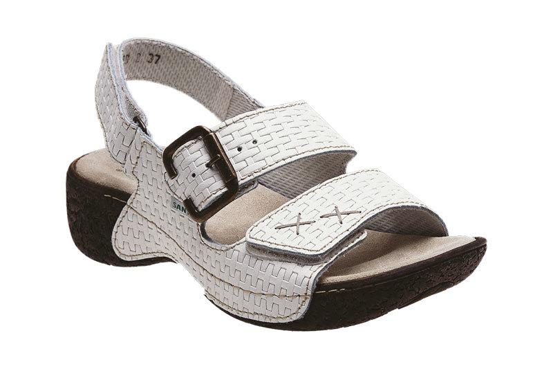 Zobrazit detail výrobku SANTÉ Zdravotní obuv dámská N/109/2/01 bílá vel. 36