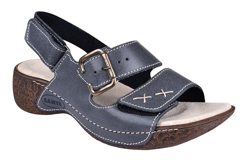 Zobrazit detail výrobku SANTÉ Zdravotní obuv dámská N/109/2/69 černá 37