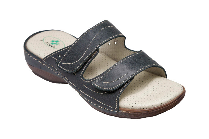 Zobrazit detail výrobku SANTÉ Zdravotní obuv dámská N/124/1/69 černá vel. 36