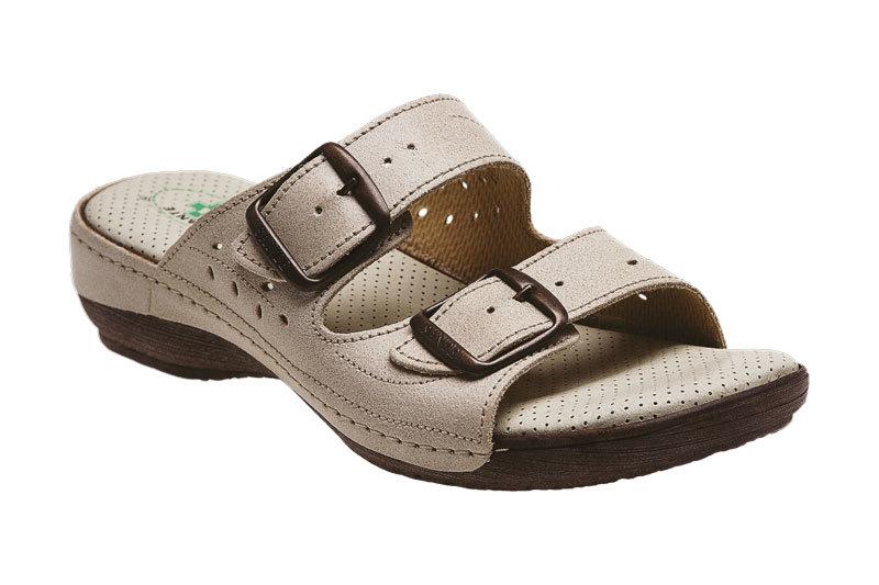 Zobrazit detail výrobku SANTÉ Zdravotní obuv dámská N/124/3/26 světle béžová 36