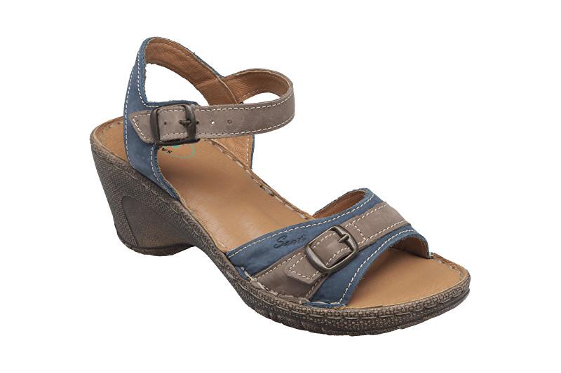 Zobrazit detail výrobku SANTÉ Zdravotní obuv dámská N/309/7/84/43 modrá 42