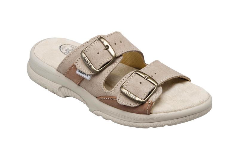 Zobrazit detail výrobku SANTÉ Zdravotní obuv dámská N/517/33/28/47/SP béžovo-hnědá 38