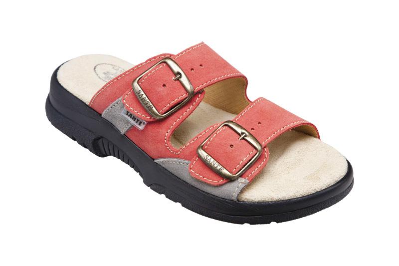 Zobrazit detail výrobku SANTÉ Zdravotní obuv dámská N/517/33/36/18/CP oranžová 36