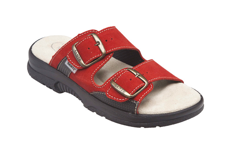 Zobrazit detail výrobku SANTÉ Zdravotní obuv dámská N/517/33/38/CP červená 36