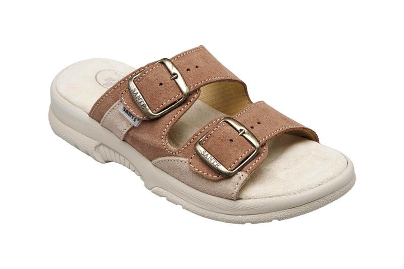 Zobrazit detail výrobku SANTÉ Zdravotní obuv dámská N/517/33/47/28/SP hnědá 36