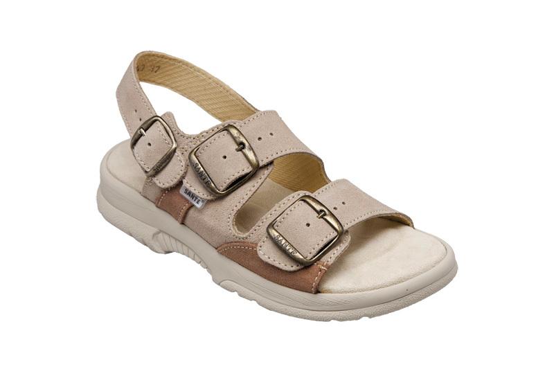 SANTÉ Zdravotní obuv dámská N 517 43 28 47 SP béžová 06615734b3