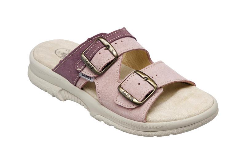 Zobrazit detail výrobku SANTÉ Zdravotní obuv dámská N/517/51/48/57/SP starorůžová 36