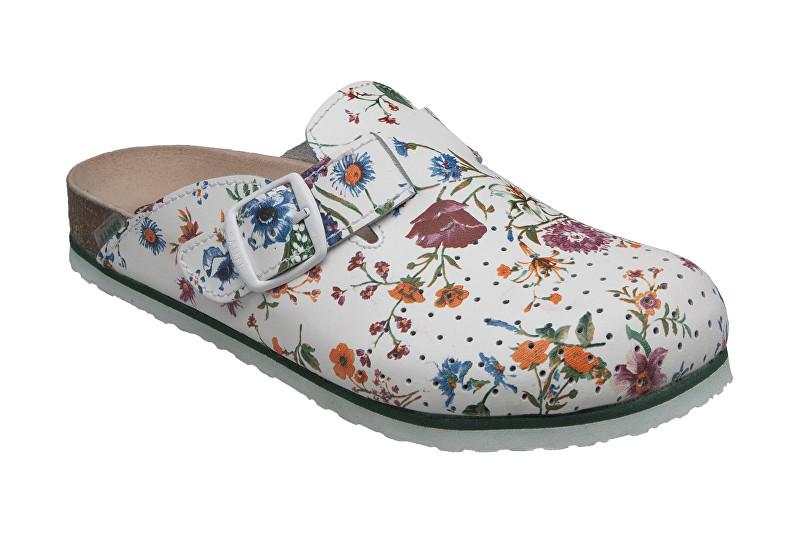 Zobrazit detail výrobku SANTÉ Zdravotní obuv dámská N/71/10K/H bílá vel. 36