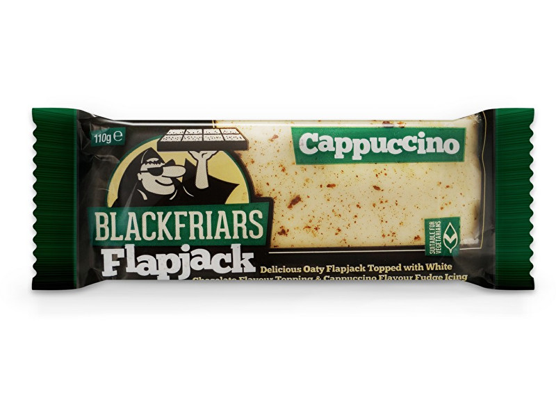Zobrazit detail výrobku Blackfriars Flapjack 110 g, cappucino