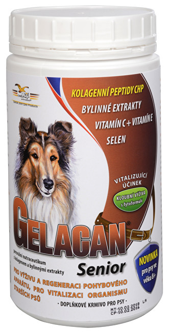 Orling Gelacan Senior 500 g
