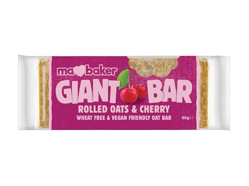 Ma Baker Giant Bar 90 g višně
