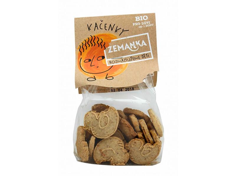 Zobrazit detail výrobku Biopekárna Zemanka Bio Jablečné kačenky se špaldovou moukou 100 g