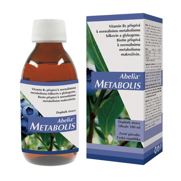 Joalis Abelia Metabolis 180 ml