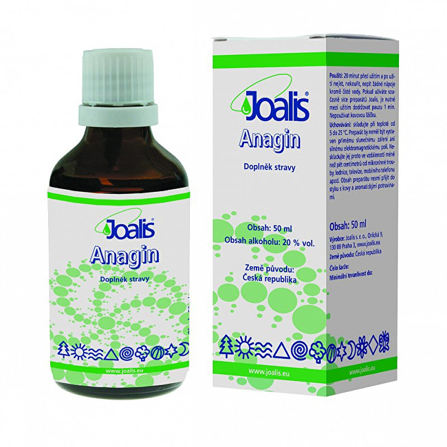 Joalis Anagin (Angin) 50 ml
