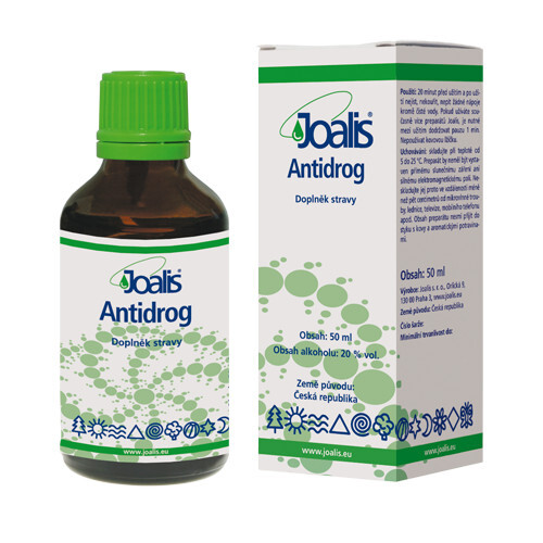Zobrazit detail výrobku Joalis Joalis Antidrog 50 ml