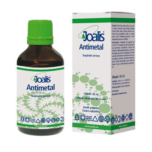 Zobrazit detail výrobku Joalis Joalis Antimetal 50 ml
