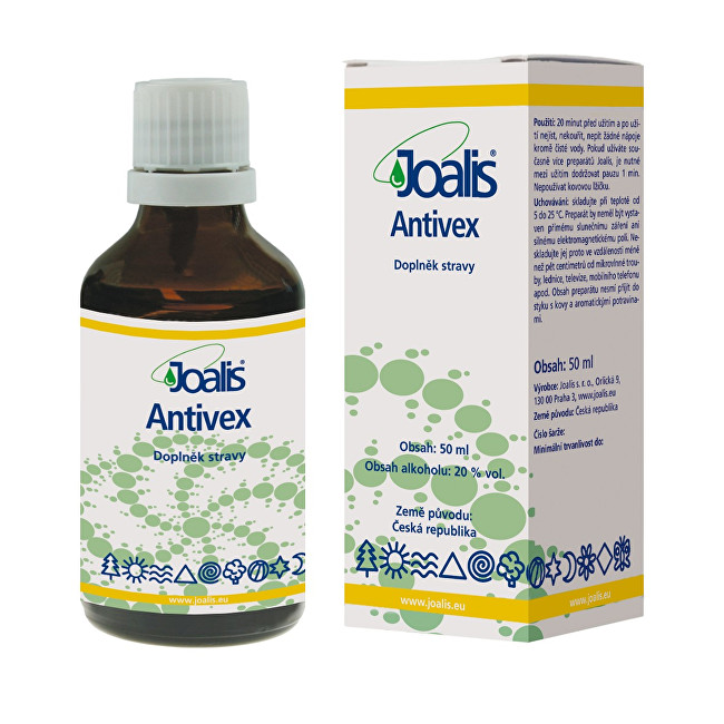Zobrazit detail výrobku Joalis Joalis Antivex 50 ml