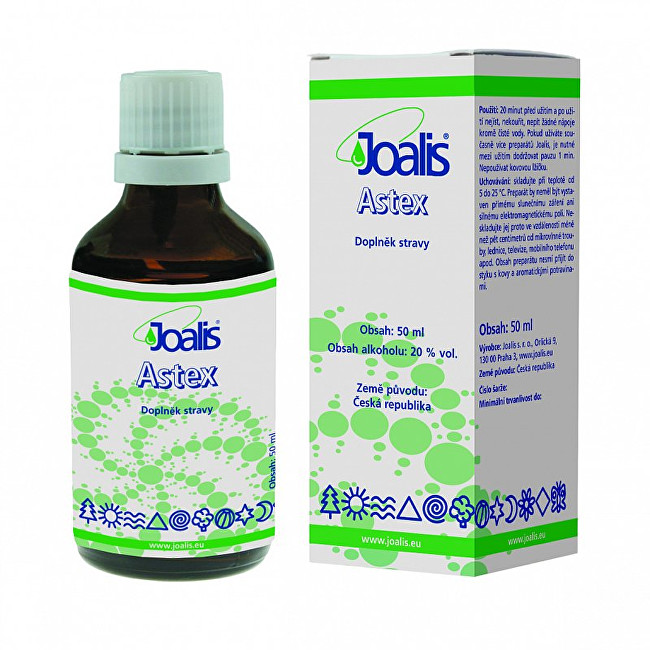 Zobrazit detail výrobku Joalis Joalis Astex (Astmex) 50 ml