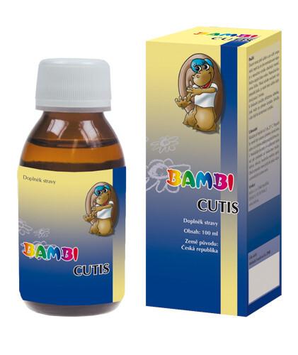 Zobrazit detail výrobku Joalis Joalis Bambi Cutis 100 ml