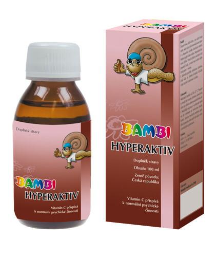 Joalis Bambi Hyperaktiv 100 ml