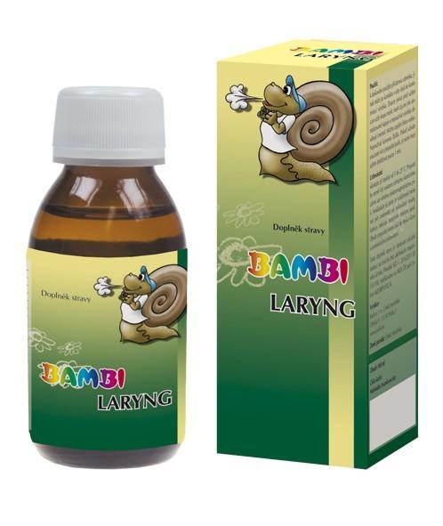 Joalis Bambi Laryng 100 ml