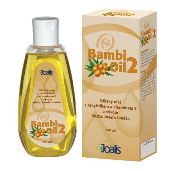 Zobrazit detail výrobku Joalis Joalis Bambi Oil 2 150 ml