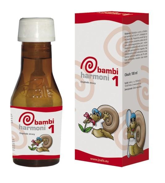 Zobrazit detail výrobku Joalis Joalis BambiHarmoni 1 100 ml