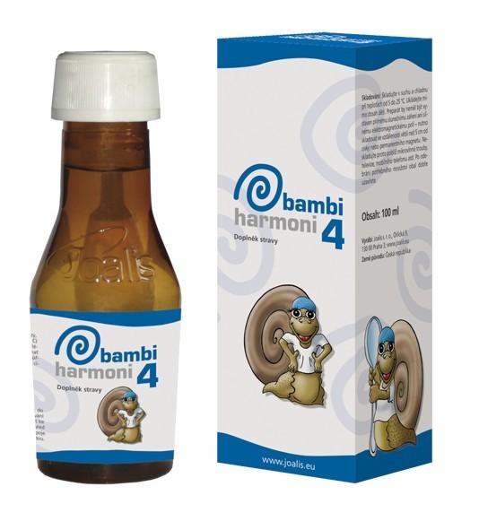 Zobrazit detail výrobku Joalis Joalis BambiHarmoni 4 100 ml