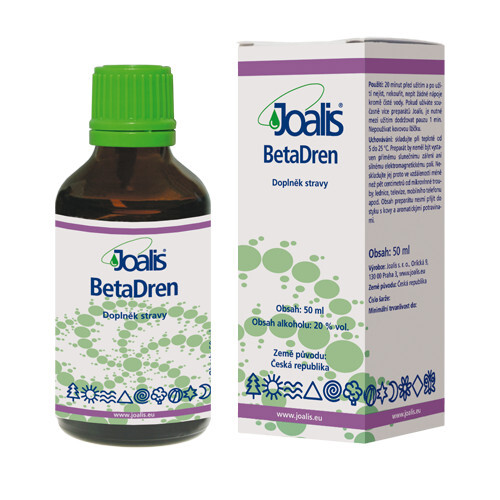 Zobrazit detail výrobku Joalis Joalis BetaDren 50 ml