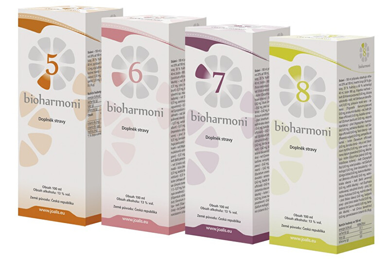 Zobrazit detail výrobku Joalis Joalis BIOHARMONI SET II (5-8) 4x100 ml