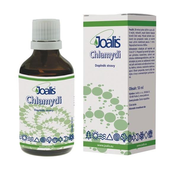 Zobrazit detail výrobku Joalis Joalis Chlamydi 50 ml