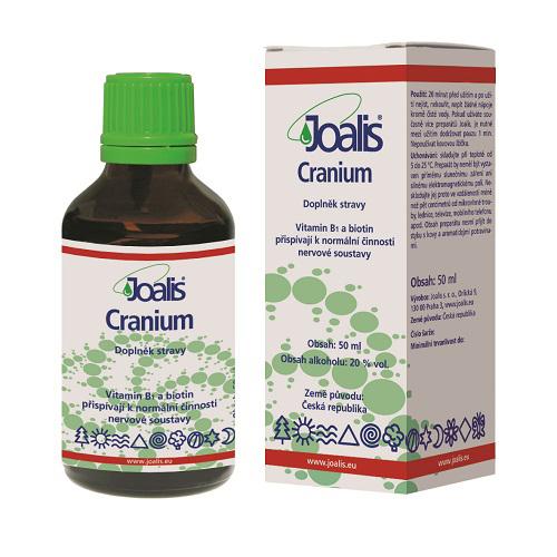 Zobrazit detail výrobku Joalis Joalis Cranium 50 ml