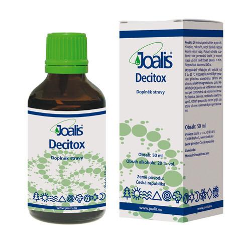 Zobrazit detail výrobku Joalis Joalis Decitox 50 ml