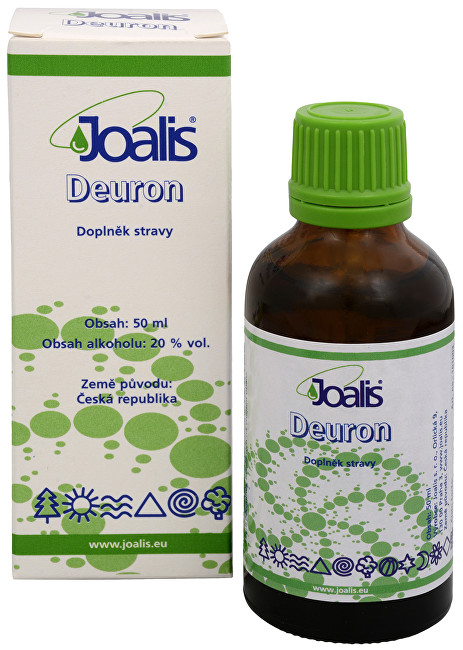 Zobrazit detail výrobku Joalis Joalis Deuron 50 ml