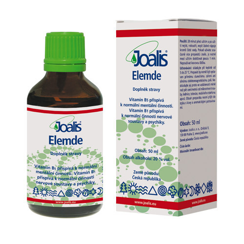 Zobrazit detail výrobku Joalis Joalis Elemde 50 ml