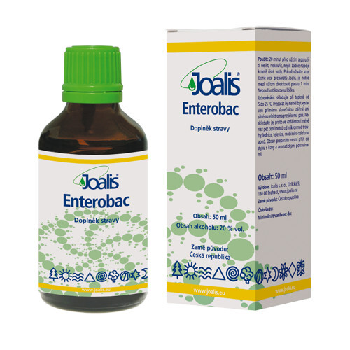 Joalis Joalis Enterobac 50 ml
