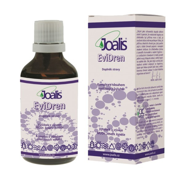 Zobrazit detail výrobku Joalis Joalis EviDren 50ml