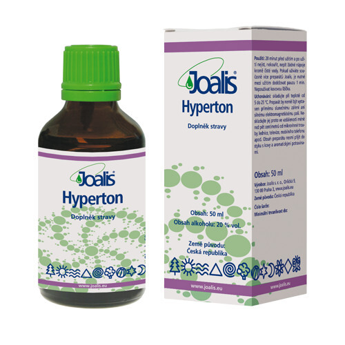 Zobrazit detail výrobku Joalis Joalis Hyperton 50 ml
