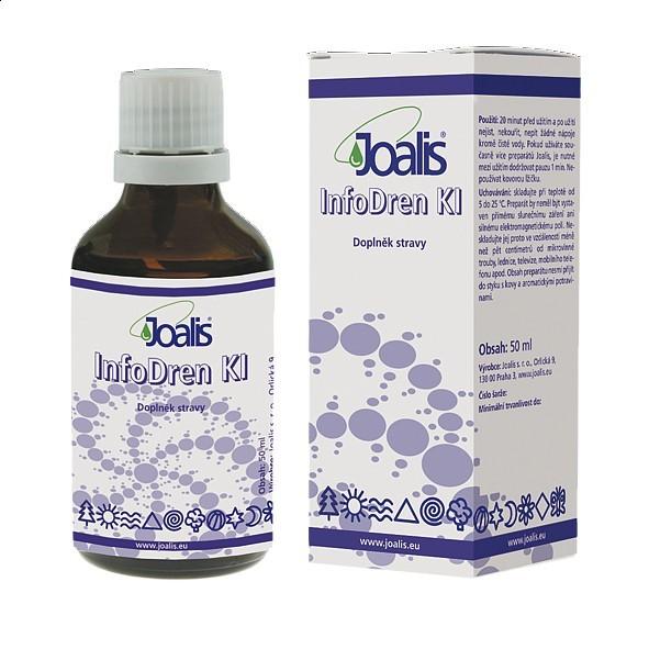 Zobrazit detail výrobku Joalis Joalis InfoDren K1 50 ml