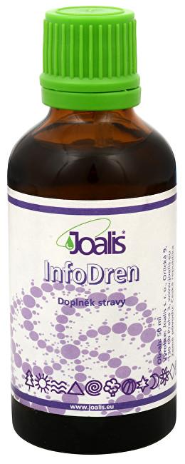 Joalis InfoDren - Olovo (Pb-Plumbum) 50 ml