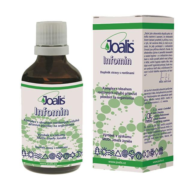 Zobrazit detail výrobku Joalis Joalis Infomin 50 ml