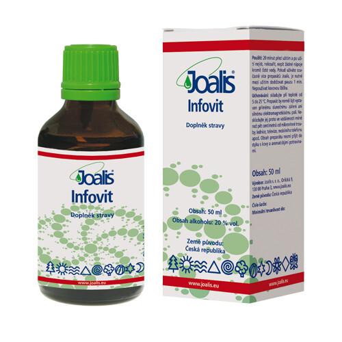 Zobrazit detail výrobku Joalis Joalis Infovit 50 ml