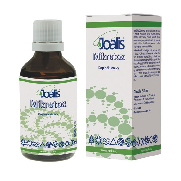 Joalis Joalis Mikrotox 50 ml