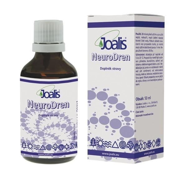 Zobrazit detail výrobku Joalis Joalis NeuroDren 50 ml