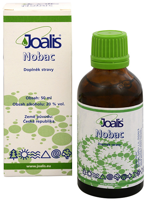 Zobrazit detail výrobku Joalis Joalis Nobac 50 ml