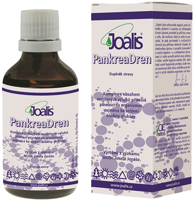 Zobrazit detail výrobku Joalis Joalis PankreaDren 50 ml