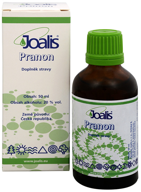 Zobrazit detail výrobku Joalis Joalis Pranon 50 ml