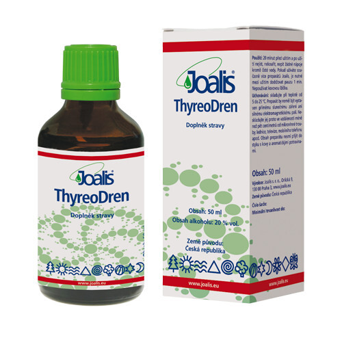 Zobrazit detail výrobku Joalis Joalis ThyreoDren 50 ml